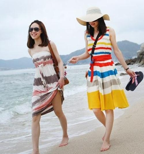 Colorful-Beach-Wear-Lady-Dress-4