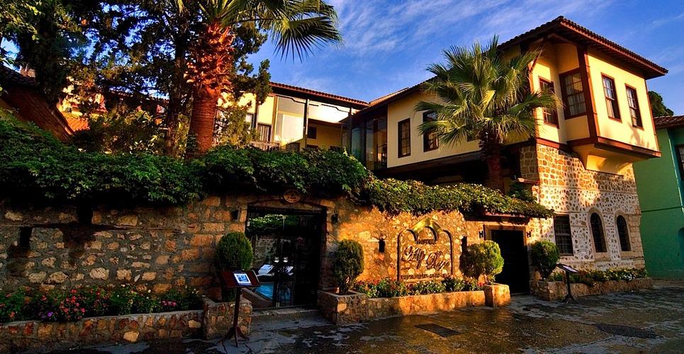 Alp Pasa Boutique Hotel Antalya фото