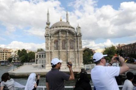 стамбул вне конкуренции у январских туристов
