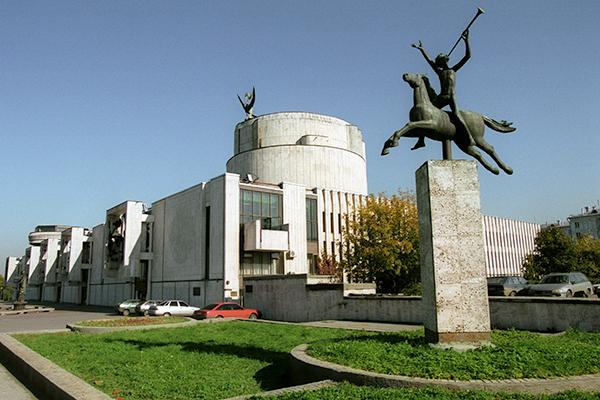 Государственный академический детский музыкальный театр Натальи Сац