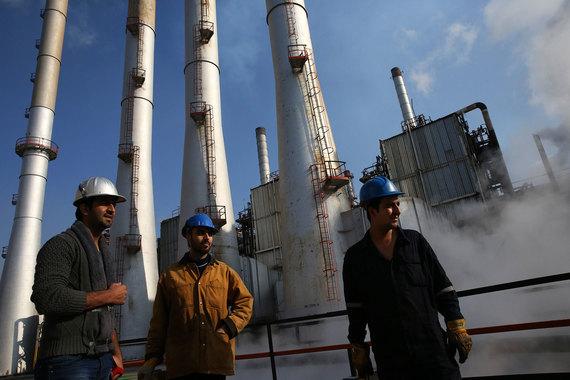 Иран готов присутствие на мировом рынке нефти