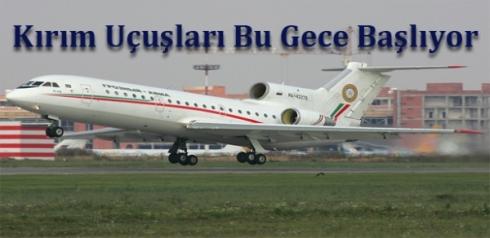 турецкие СМИ пишут о крымском самолёте