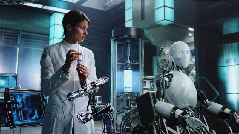 Учёные К 2050 году секс с роботами будет нормой