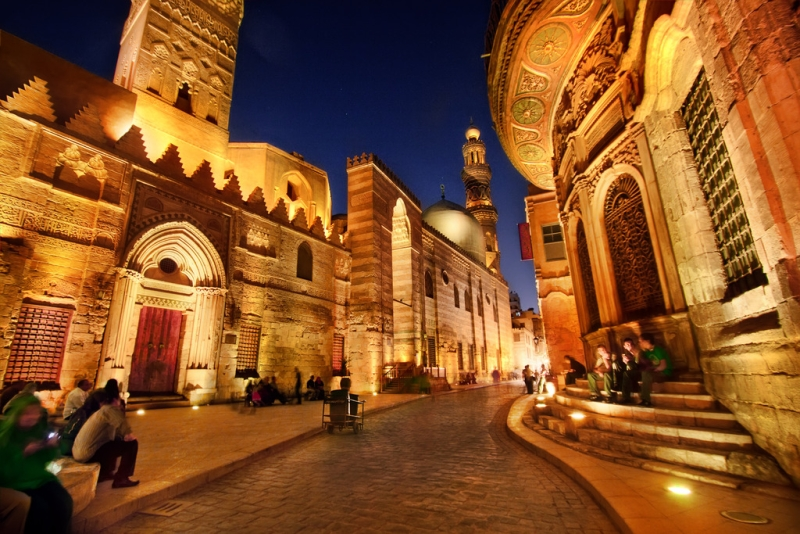 египетские ночи