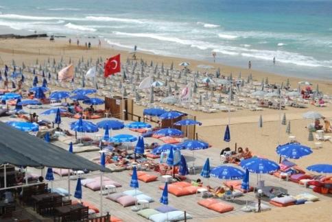 Пляж района Кильос