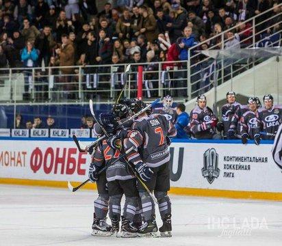 Московское «Динамо» уступило «Ладе»