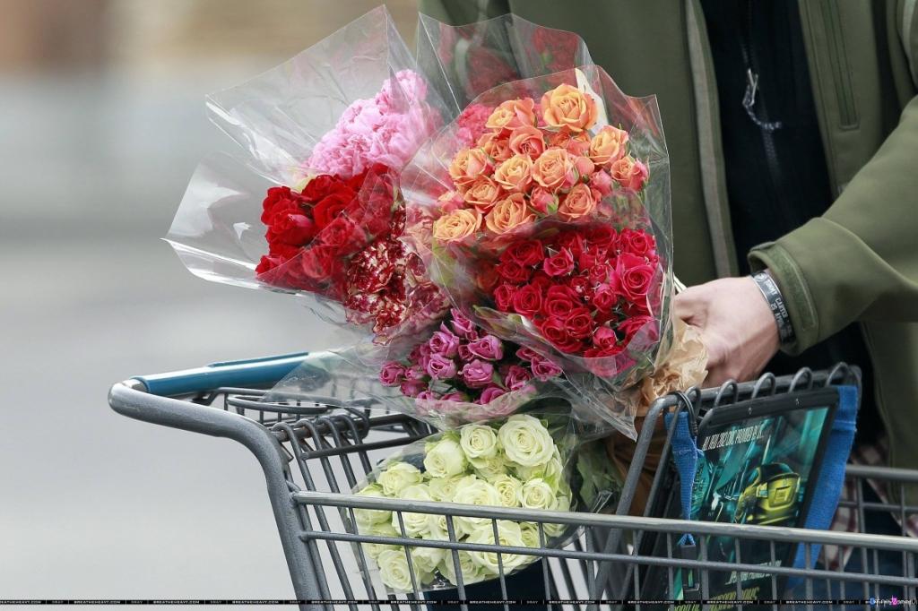 Цветов, доставка цветов в литве
