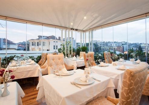 Ресторан Matbah в Стамбуле