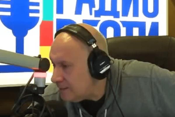 'Это шедевр! Ганапольский пославший в *опу поклонника Путина взорвал соцсети