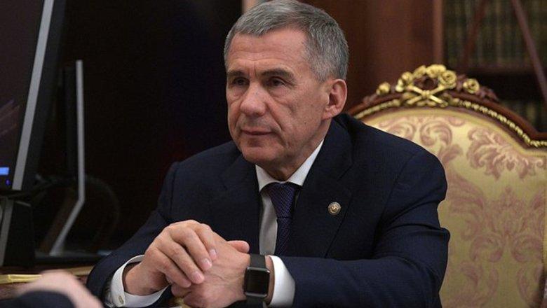 Минниханов выразил соболезнования жертвам крушения Ан-148 13 февраля 09:21Общество