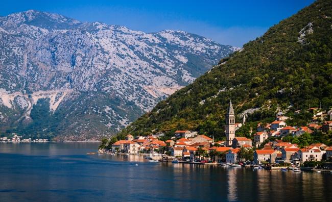 красоты черногории