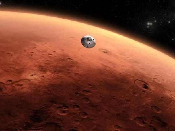 НАСА подробно рассказало как будет осваивать Марс