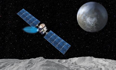 межпланетная исследовательская станция Dawn