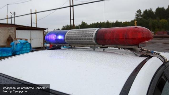 Преступники погибли при взрыве автомобиля в перестрелке с полицией