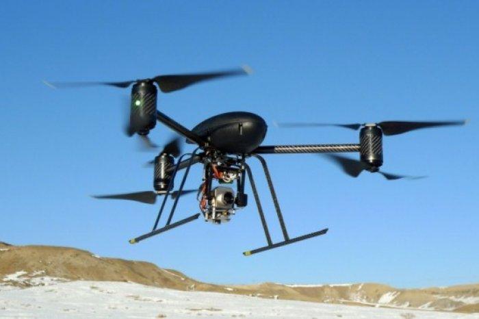 Ученые из Новосибирска учат дроны следовать за движущимся объектом