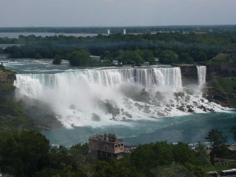 ниагарский водопад фото