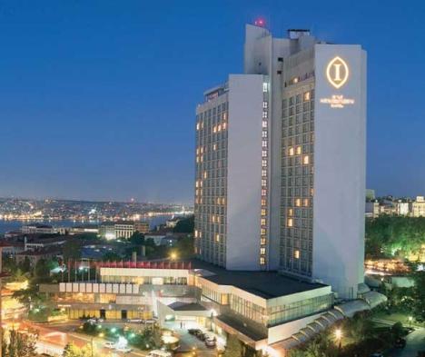 один из отелей стамбула