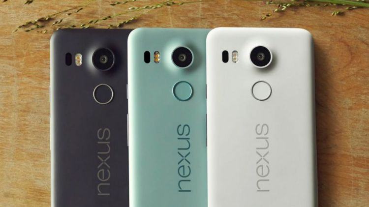 Некоторые Nexus 5X получили желтый экран