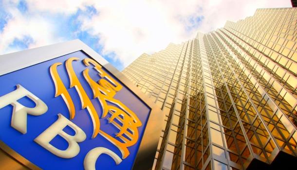 Royal Bank of Canada использовал для покрытия окон 70 кг золота