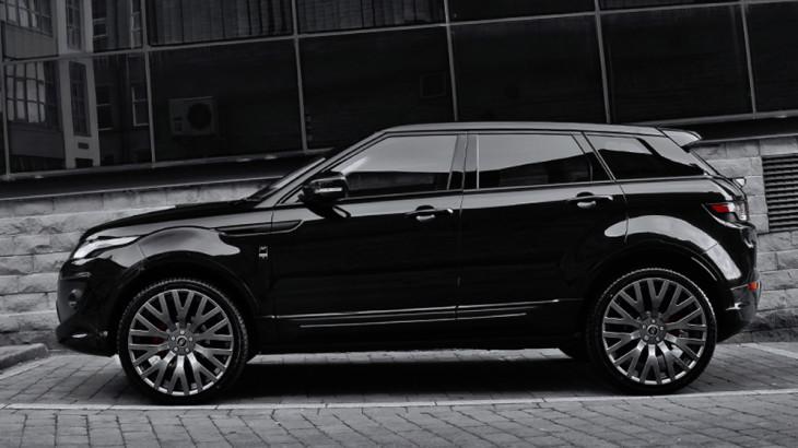 Самым угоняемым автомобилем в регионах стал Land Rover Freelander
