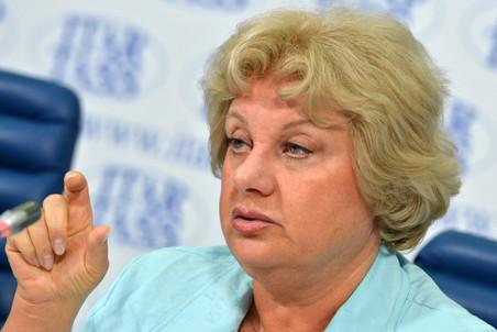 Глава пресс-службы РСТ Ирина Тюрина