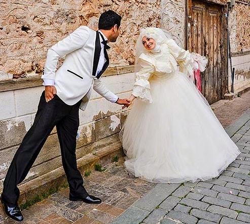 свадебная фотосессия в Калеичи