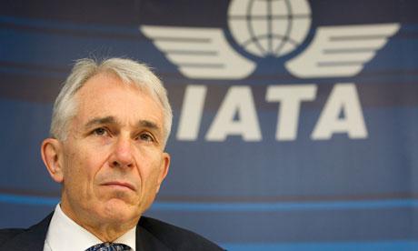 Генеральный директор IATA Тони Тайлер