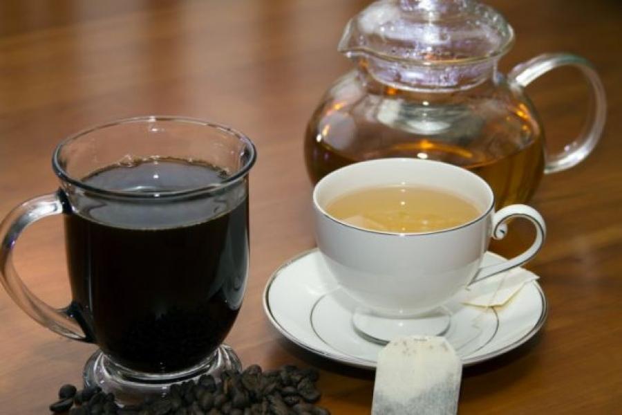 Ученые от преждевременной смерти спасут кофе и зеленый чай