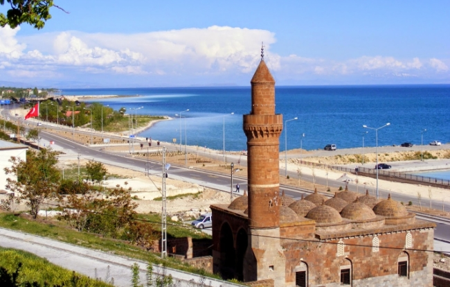 на побережье егейского моря