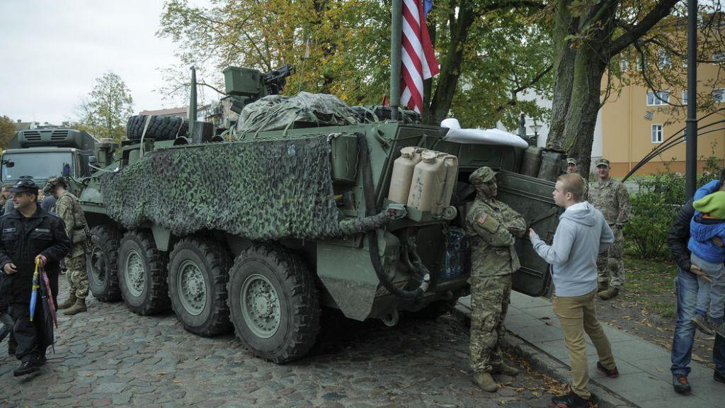 Военные США в ускоренном темпе готовятся к потенциальным войнам