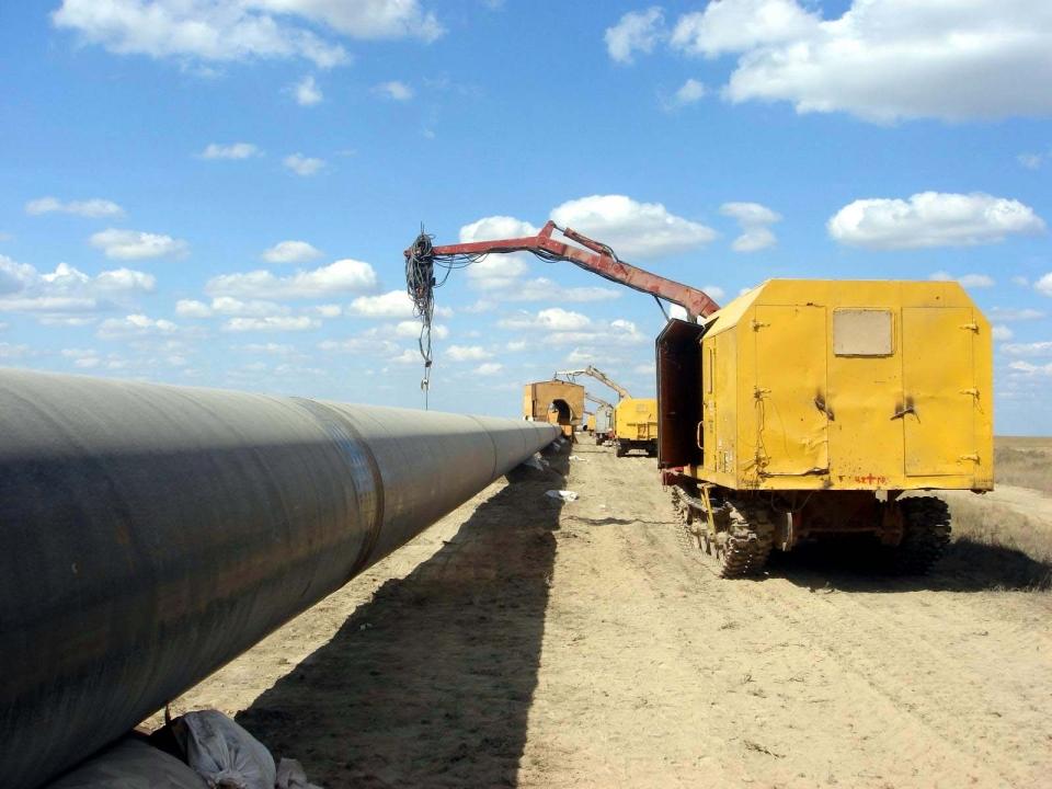 В Туркменистане запущен новый газопровод