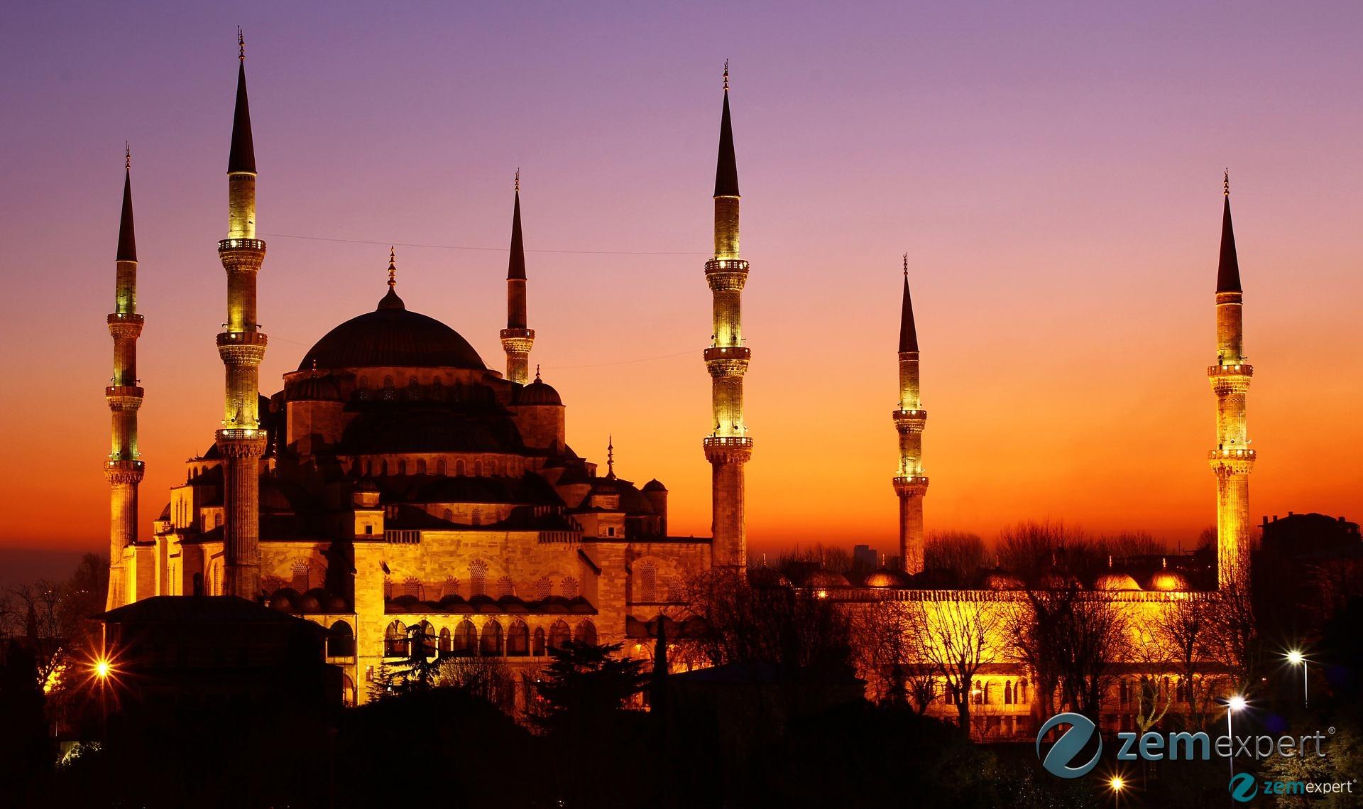 Акция от Zemexpert позволит увидеть красоты Стамбула совершенно бесплатно