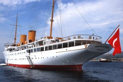 яхта Savarona