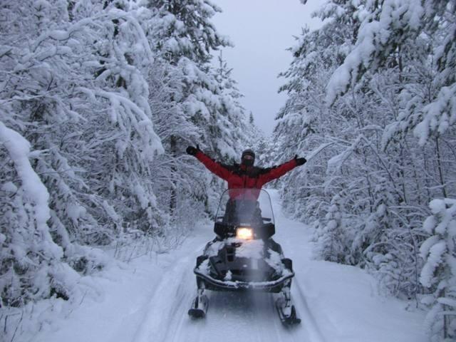 зимний отдых в карелии