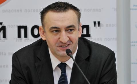 атташе по вопросам культуры и информации турецкого посольства в Украине Берат Йылдыз