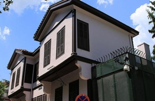 Дом-музей Ататюрка в Салониках
