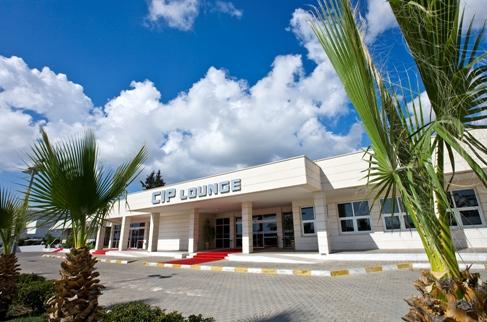 CIP Lounge терминал международного аэропорта Антальи