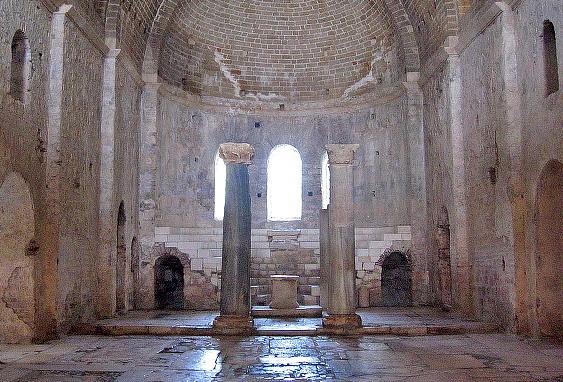церковь св. Николая в Демре
