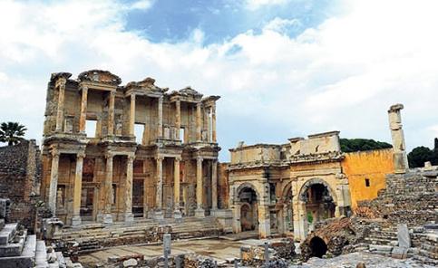 памятники античной культуры в турции