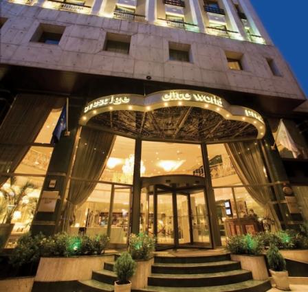 отель Elite World в стамбуле