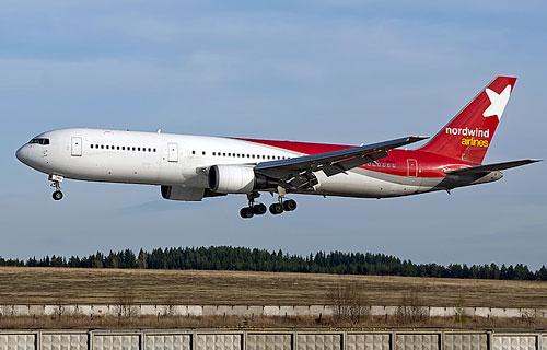 авиакомпания  Nordwind Airlines