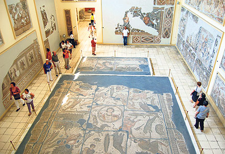 Музей мозаики города Хатай