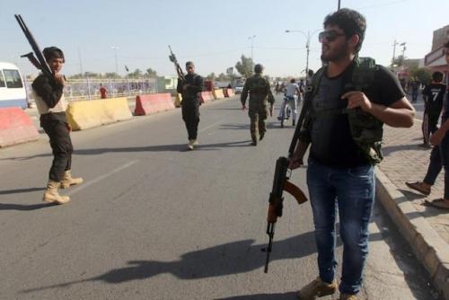 боевики ИГИЛ в Ираке