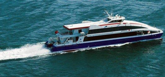 Стамбульский морской автобус