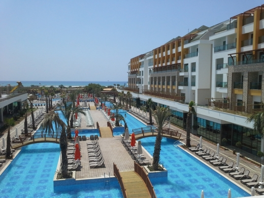 отель в белеке Port Nature Luxury Hotel & Spa