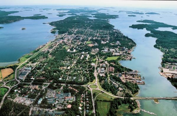 самый солнечный архипелаг в Скандинавии