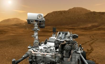 Марсоход NASA Curiosity