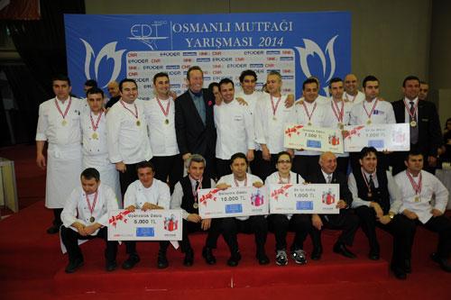 фото с конкурса османской кухни