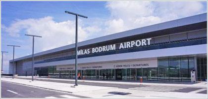 Аэропорт Милас-Бодрум