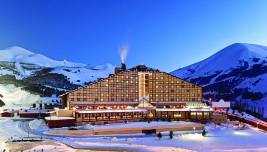 отель Renaissance Polat Erzurum
